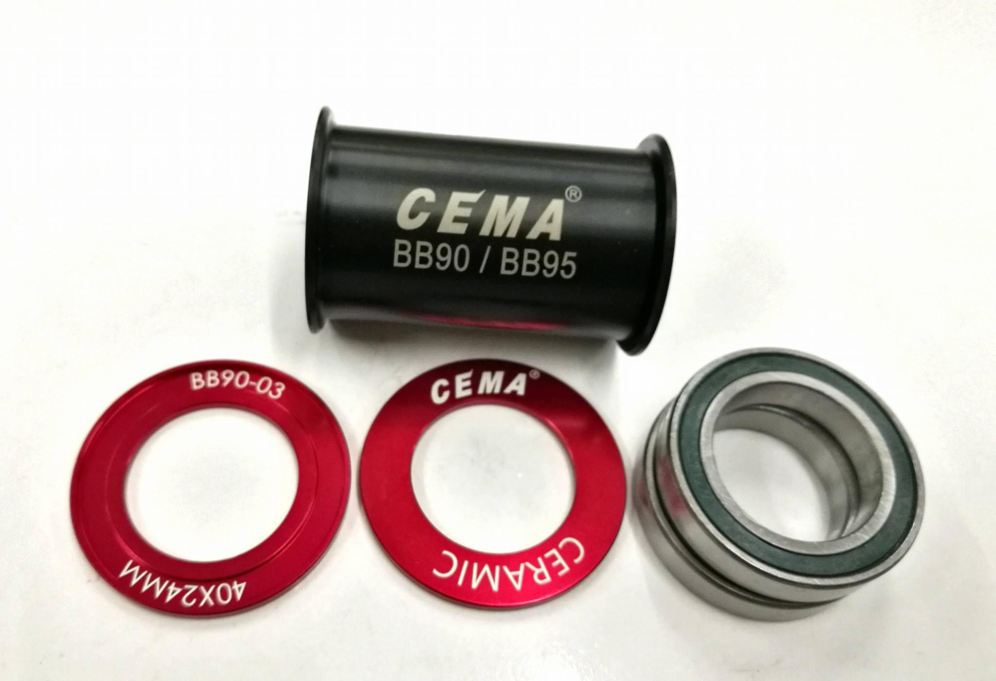 Cema กะโหลกเซรามิก BB90-BB95