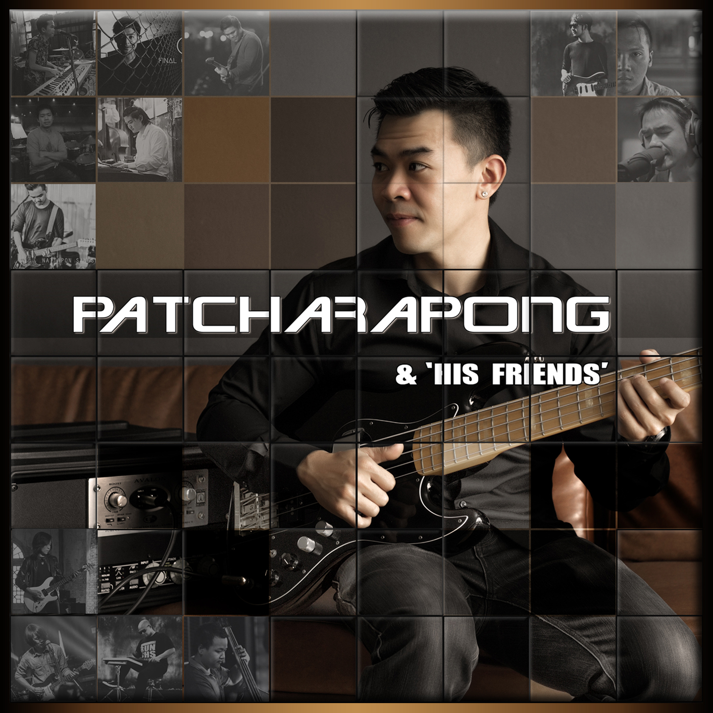 PATCHAPONG & HIS FRIENDS