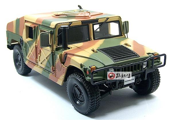 Pre Order โมเดลรถ Hummer ลายทหาร 1:18 รุ่นหายากสุดๆ มีโปรโมชั่น