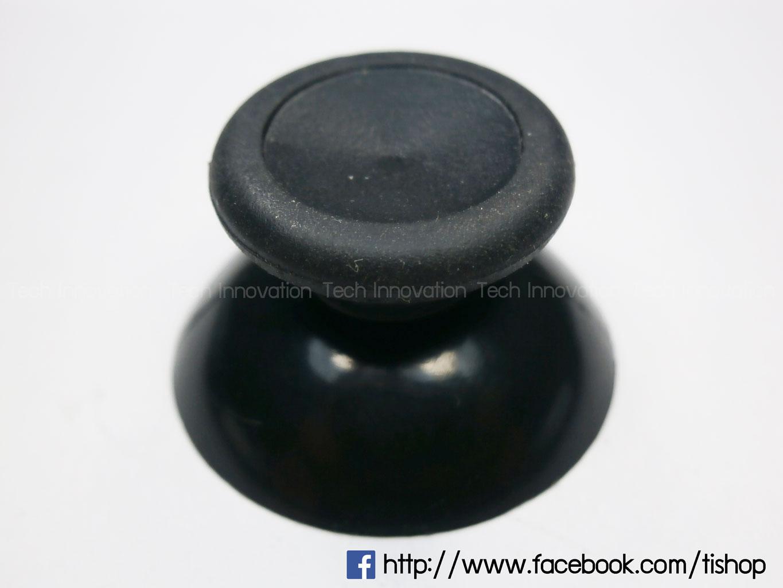 XBOX360 Slim หมวกยางอนาล็อคสีดำ