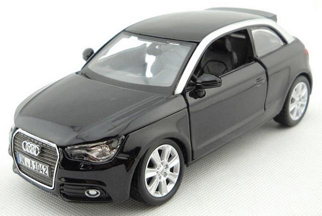 ขาย พรีออเดอร์ โมเดลรถเหล็ก โมเดลรถยนต์ Audi A1 1:24 สเกล มี โปรโมชั่น