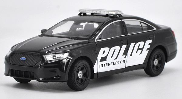 ขาย พรีออเดอร์ โมเดลรถเหล็ก โมเดลรถยนต์ Ford รถตำรวจ 1:24 สเกล มี โปรโมชั่น