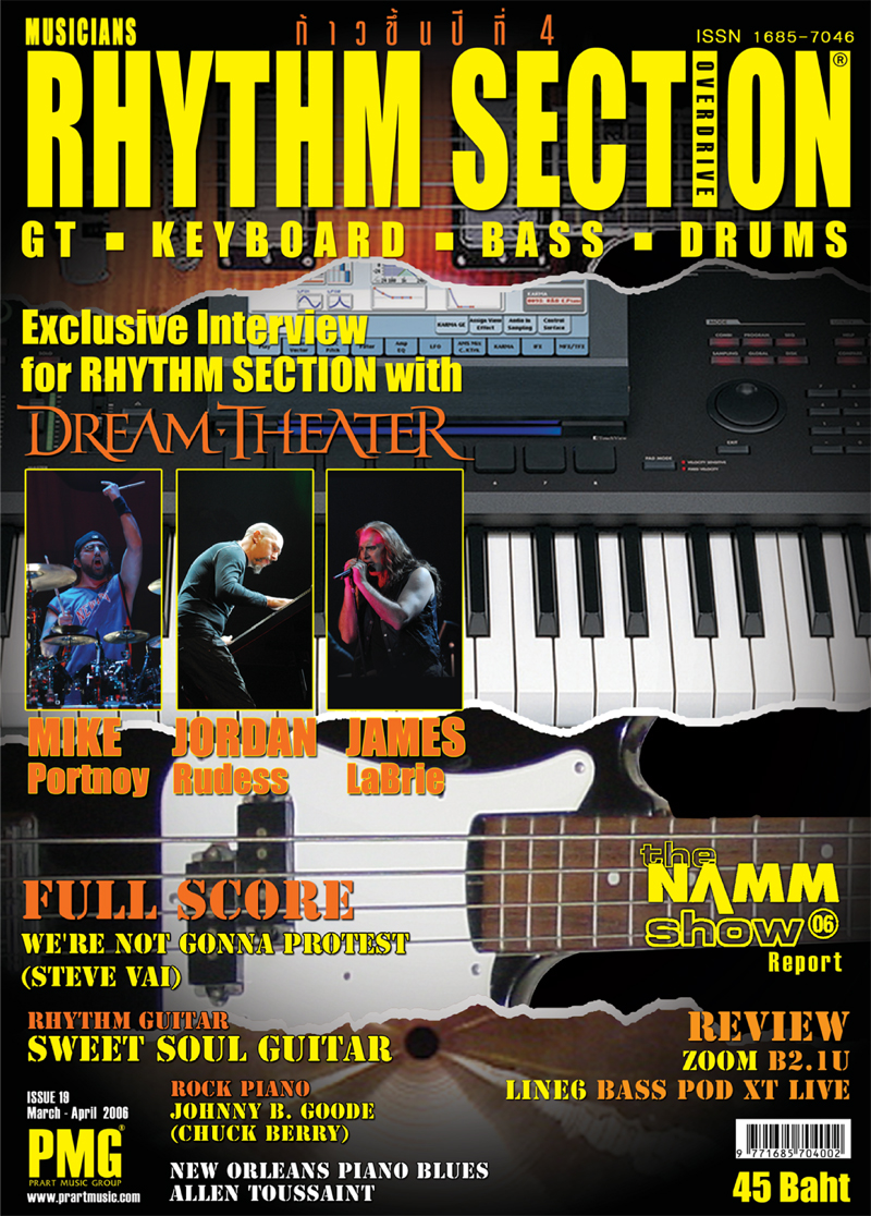 Rhythm Section Magazine Issue 19