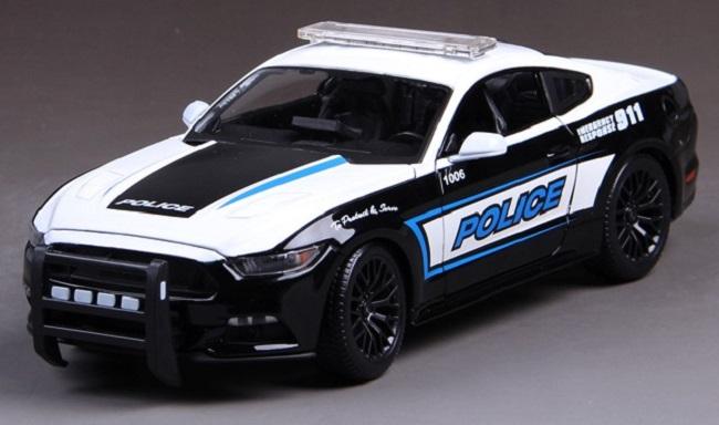 Pre Order โมเดลรถ Ford 911 Police 1:18 รุ่นหายากสุดๆ มีโปรโมชั่น