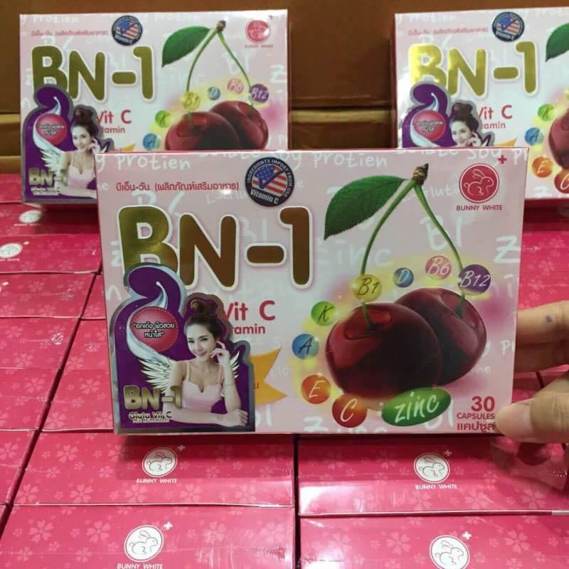 BN-1 Gluta Vit C Plus Multivitamin Bunny White