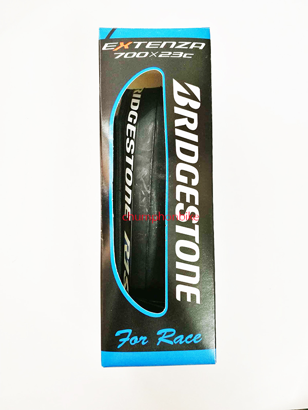 ยางนอกเสือหมอบ Bridgestone Extenza R1S 700x23C