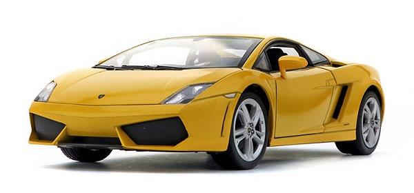ขาย พรีออเดอร์ โมเดลรถเหล็ก โมเดลรถยนต์ Lamborghini Gallardo 560-4 เหลือง มี โปรโมชั่น