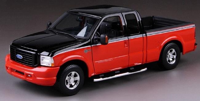 Pre Order โมเดลรถกระบะ Ford F-350 1:18 รุ่นหายากสุดๆ มีโปรโมชั่น