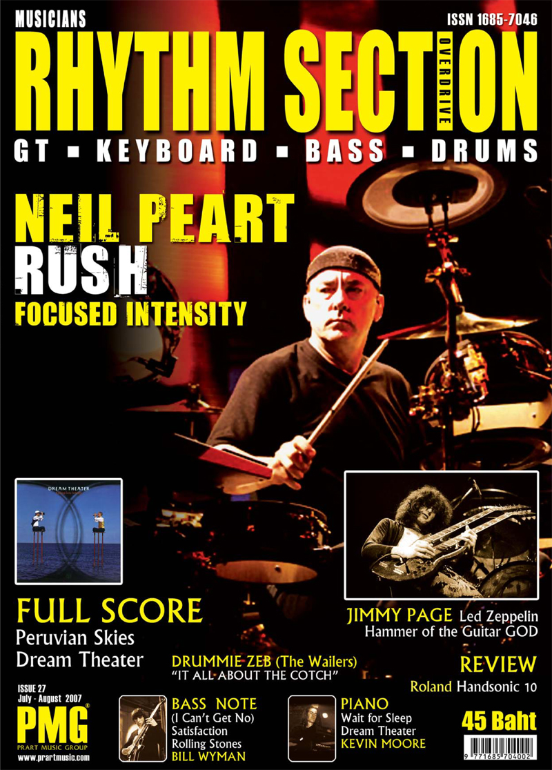 Rhythm Section Magazine Issue 27