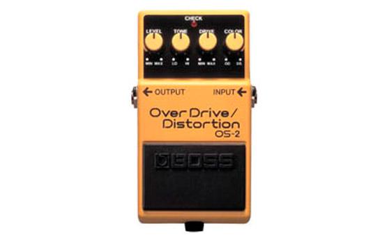 Boss OverDrive/Distortion OS-2