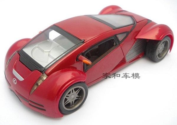 ขาย พรีออเดอร์ โมเดลรถเหล็ก โมเดลรถยนต์ Lexus Futuristic 1:24 สเกล มี โปรโมชั่น