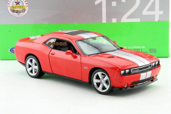 ขาย pre order โมเดลรถยนต์ Chevrolet Camaro แดง 1:24 หายาก