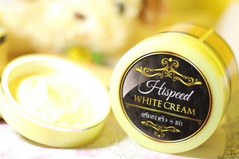ไฮสปีดไวท์ Hispeed white ผิวขาวเร็วถึง 8 เท่า