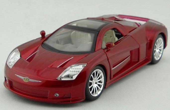 ขาย พรีออเดอร์ โมเดลรถเหล็ก โมเดลรถยนต์ Chrysler M3 1:24 สเกล แดง มี โปรโมชั่น