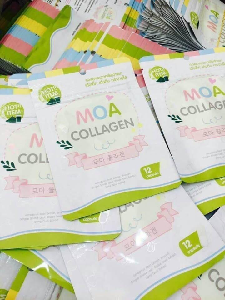 ขายMoa Collagen โมเอะ คอลลาเจน