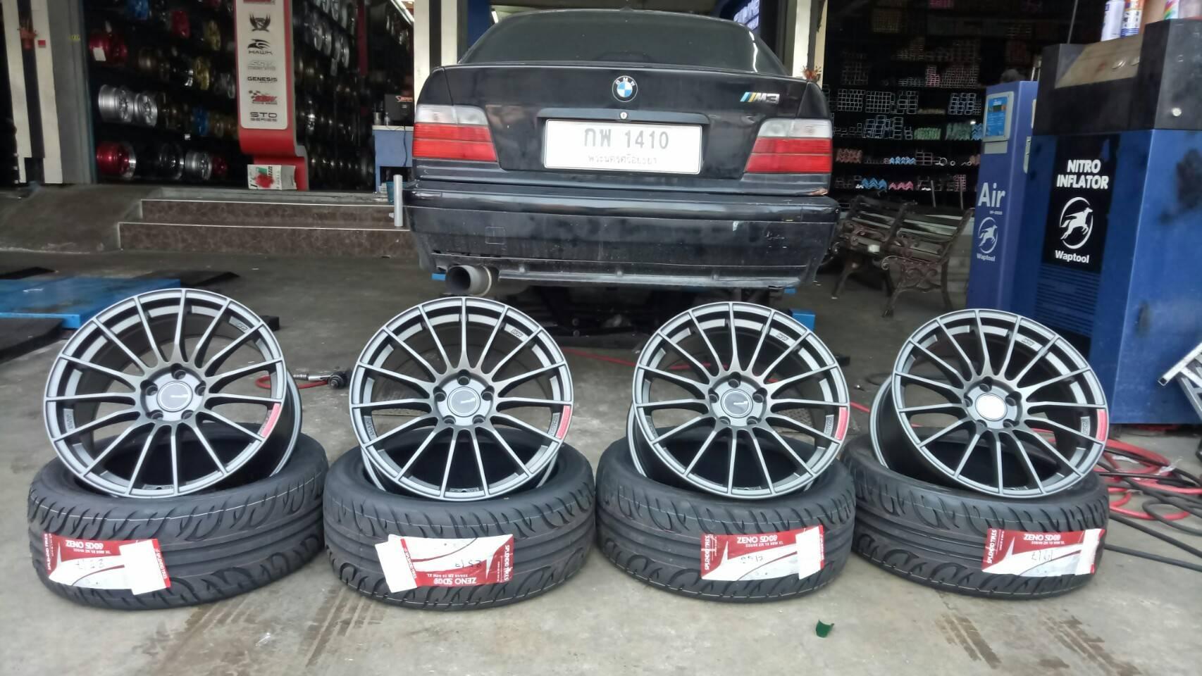 PARODI RS05RR 18 ใส่ BMW