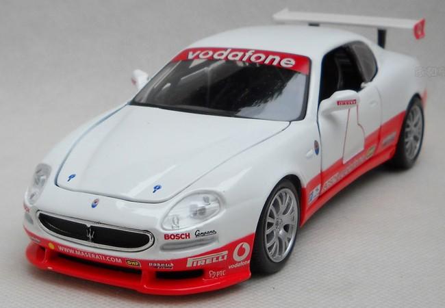 ขาย พรีออเดอร์ โมเดลรถเหล็ก โมเดลรถยนต์ Maserati Trofeo 1:24 สเกล มี โปรโมชั่น