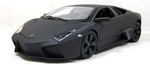 Pre Order โมเดลรถ Lamborghini Reventon ดำด้าน 1:18 รุ่นหายากสุดๆ มีโปรโมชั่น