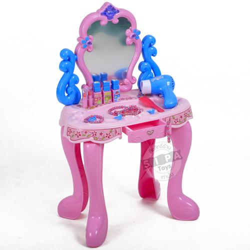 ชุดโต๊ะเครื่งแป้งเจ้าหญิง Beauty play set ...ฟรีค่าจัดส่ง