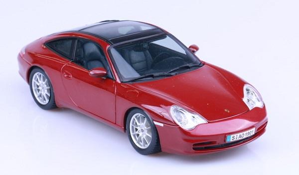 Pre Order โมเดลรถ Porsche Targa แดง 1:18 รุ่นหายากสุดๆ มีโปรโมชั่น