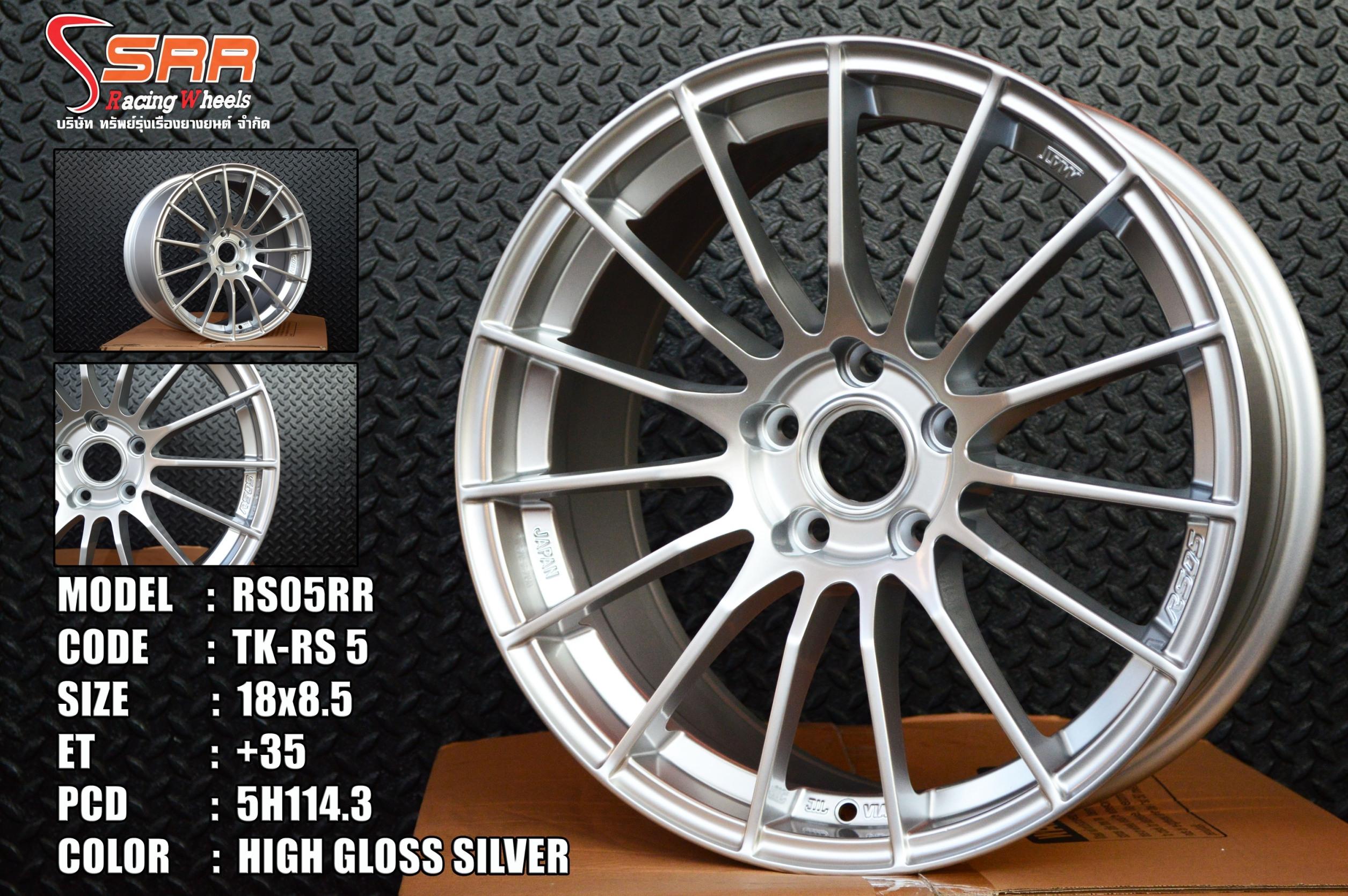 ENKEI RS05RR MODEL TK RS5 ขอบ18