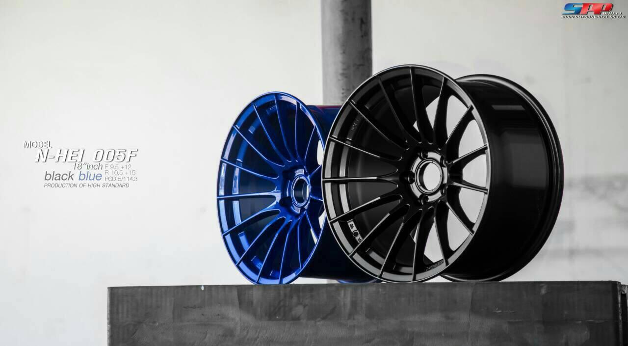 ENKEI RS05RR ตัวใหม่ล่าสุดขอบ18+ยางชุด 21900