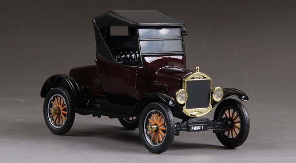 ขาย พรีออเดอร์ โมเดลรถเหล็ก 1925 Ford Model T Classic 1:24 มีโปรโมชั่น