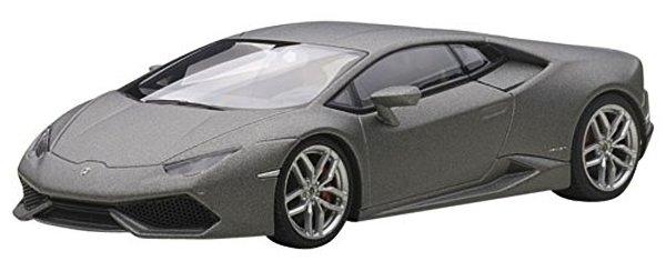 ขาย พรีออเดอร์ โมเดลรถเหล็ก โมเดลรถยนต์ Autoart Lamborghini Huracan ดำ สเกล 1:43 มี โปรโมชั่น