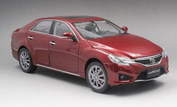 Pre Order โมเดลรถ Toyota Reiz แดง สเกล 1:18 งานคุณภาพ หายากมาก มีโปรโมชั่น