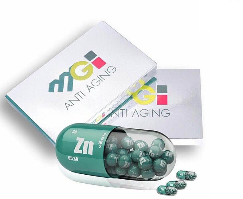 เอ็มจีไอ แอนตี้ เอจจิ้ง MGI Anti Aging (อาหารเสริมต้านความชรา)