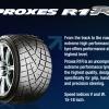 TOYO PROXES R1R 225/40-18 เส้น 8500 ปี 16
