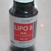 ผลิตภัณฑ์เสริมอาหาร Lipo 8 กระปุก 50เม็ด