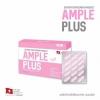Ample Plus (แอมเพิล) อาหารเสริมผิวขาว ต้านแดด