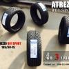 ATREZZO R01 SPORT 195/50-15 TREADWEAR 180 เส้น 3000 ซื้อ 3 แถม 1