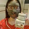 มาร์คหมูฟูฟ่อง Carbonated bubble clay mask