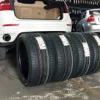 BRIDGESTONE DUELER HP SPORT RFT 275/40R20 ใส่ BMW X6