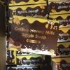 Coffee Honey Milk Scrub Soap สบู่สครับกาแฟนมผึ้ง