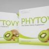 Phytovy กีวี่ ดีท็อกซ์ ล้างลำไส้เพื่อสุขภาพดื่มง่าย 15ซอง