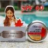 ครีมกันแดดรองพื้นใยไหม เบลเลซ่า Belleza Silky Sunscreen SPF 60 ++