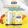 ALEX อเล็กซ์ คอลลาเจน รสเลมอน อาหารเสริมผิว