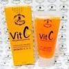 วิตามินซีส้มโชกุนล้างหน้าใส Vit C By Princess White Skin Care