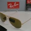 Ray Ban Aviator RB3025 W3276 Gold mirror 58mm