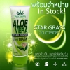 Polvera Aloe Vera and Star Grass Sleeping Mask ว่านตาลเดี่ยว มาส์กหน้า