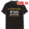 T-SHIRT : OVERTONE 1st YEAR(SIZE : M)