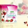 เรียว Collagen Mixberry Plus+ (ผลิตภัณฑ์เสริม เรียว คอลลาเจน) แบบชง