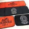 """""""พร้อมส่ง"""" พรมห้องนั่งเล่น พรมเช็ดเท้า ลายVersace ลาย Hermes"""