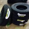 Dunlop Grandtrek at1 31X10.5R15 ปี17 ซื้อ2แถม2