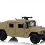 ขาย พรีออเดอร์ โมเดลรถเหล็ก โมเดลรถยนต์ Humvee รถสงคราม 1:27 มี โปรโมชั่น
