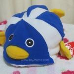 หมวกแฟนซีรูปปลานีโม่ สีฟ้า