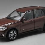 ขาย pre order โมเดลรถยนต์ BMW X5 1:24 2014 สีน้ำตาล มี โปรโมชั่น งานหายาก